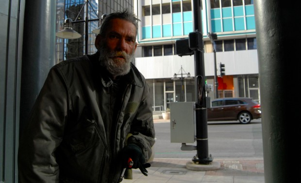 Dallas, Homeless