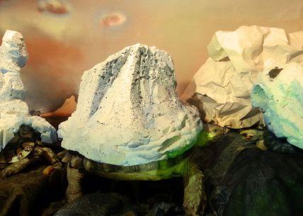 Doug Land, Tortoises, Frederick Church, Sculpture